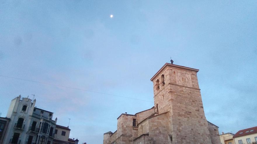 El tiempo en Zamora: sábado gélido sin apenas sol
