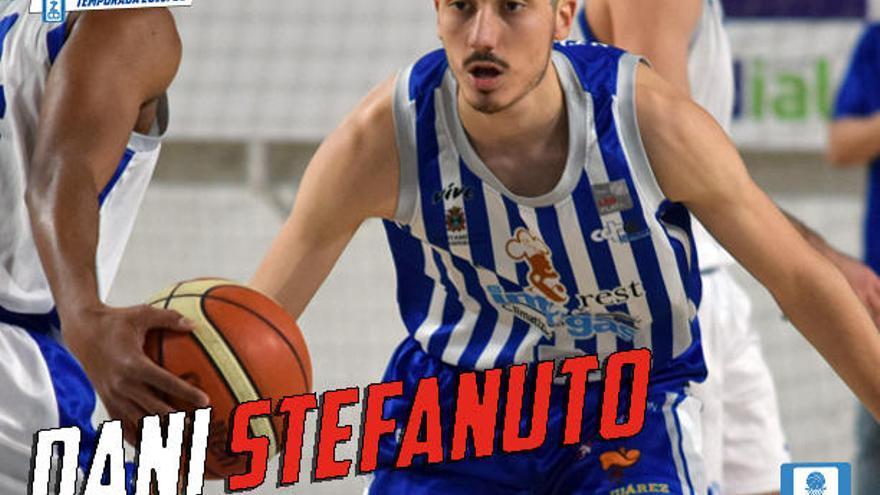 Dani Stefanuto, más potencial joven para el CB Zamora