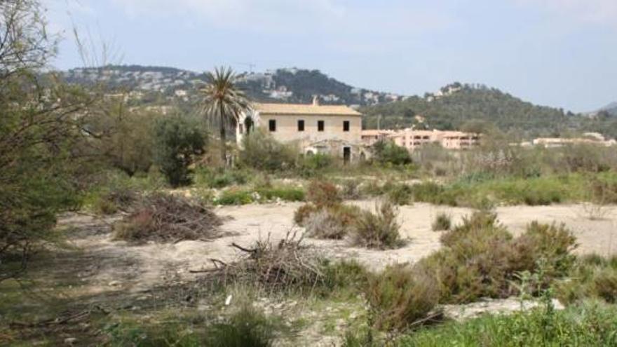 Weg frei zur Herrichtung des Landguts Can Fasser in Port d'Andratx