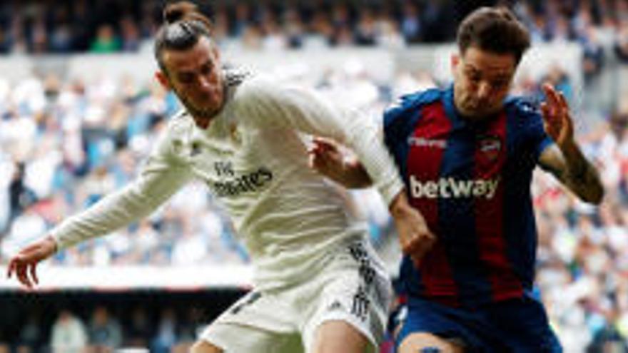 El jugador del Levante Toño, detenido en Teruel por presuntos delitos de extorsión