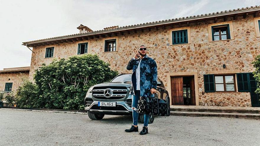 El rey del cannabis medicinal vive en Mallorca