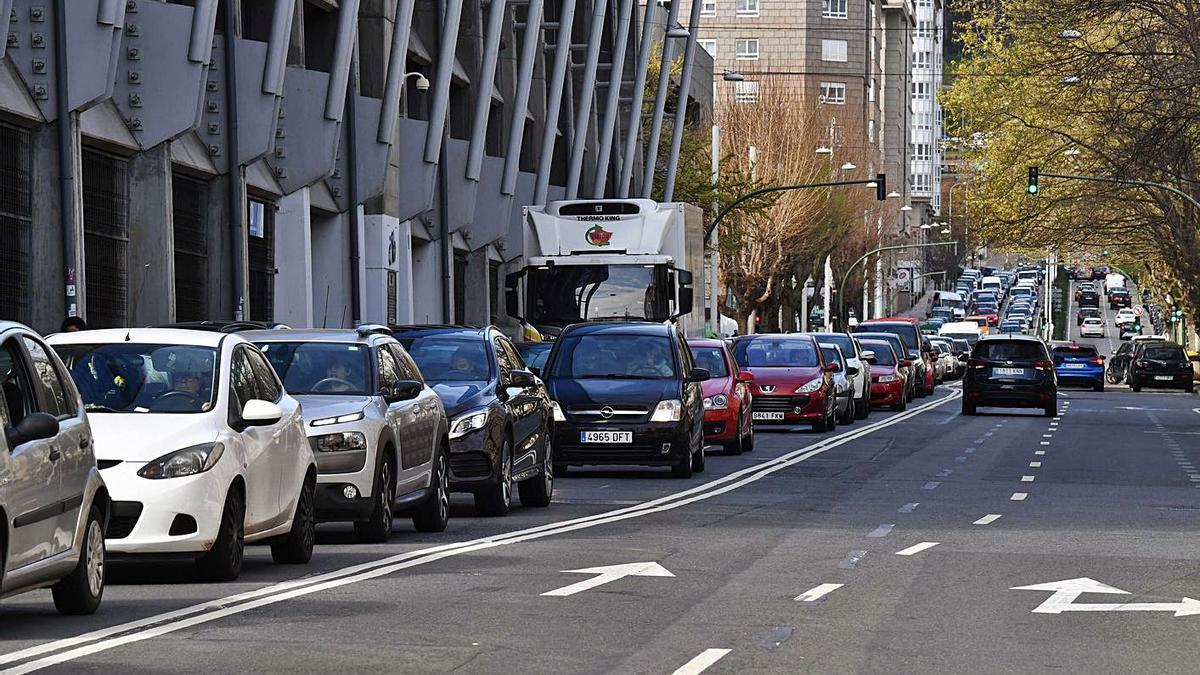 La ciudad de A Coruña duplica la media gallega de incidencia del COVID en 7 días | VÍCTOR ECHAVE