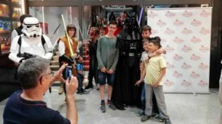 Las Vegas i l'univers d'Star Wars