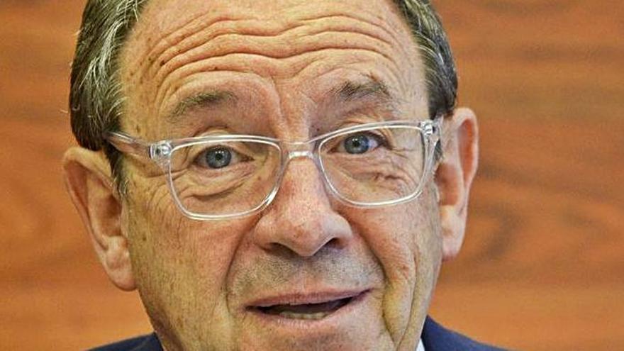 Gonzalo Ortiz deja la Cámara de Comercio al cabo de 50 años como su director general