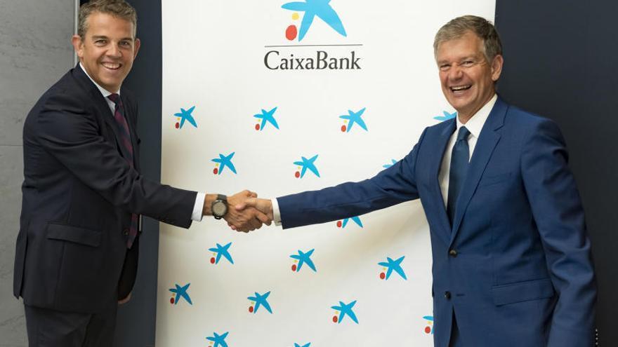 CaixaBank renueva tres años con el Medio Maratón y Maratón Valencia