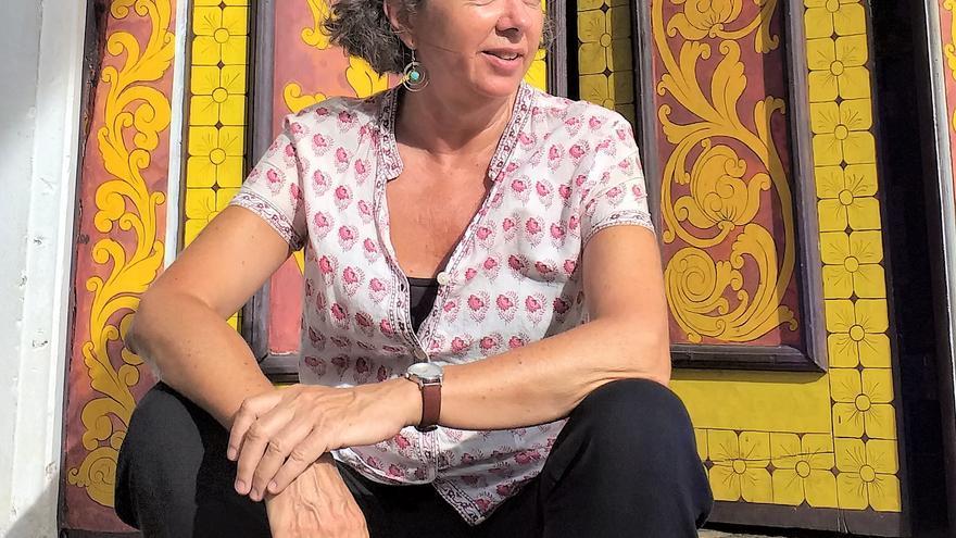 """May Borraz: """"No se puede construir un Estado sobre tanta injusticia"""""""