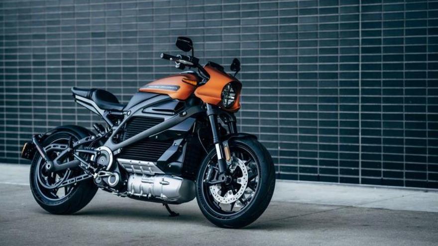 Harley-Davidson s'electrifica per al 2020