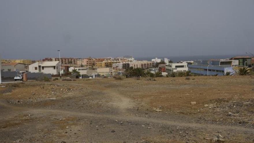 La Garita culmina    su urbanización con    14 nuevas parcelas para viviendas