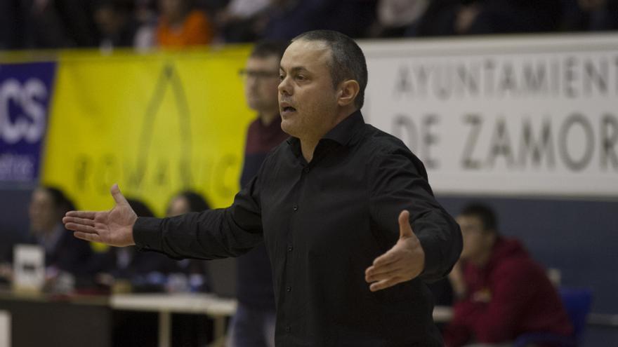 """Fran García dice """"no"""" y el Zamarat busca sustituto"""