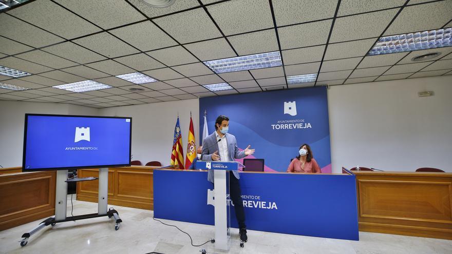 Vídeo promocional de la nueva imagen corporativa del Ayuntamiento de Torrevieja