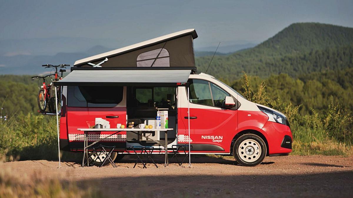 La autocaravana será de nuevo uno de los transportes favoritos para salir de viaje este verano.