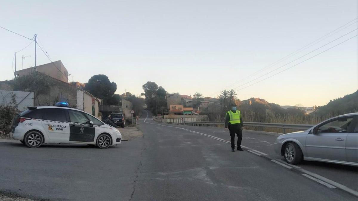 Más control policial en Cieza para evitar reuniones este fin de semana