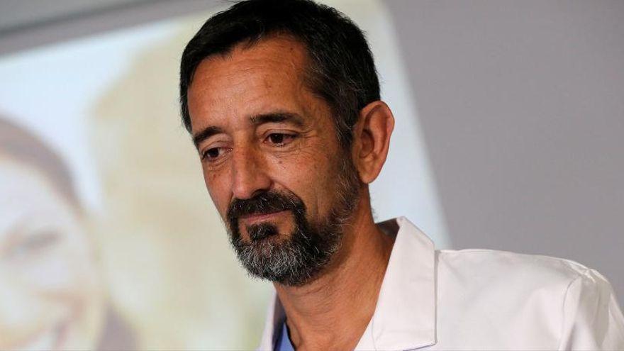 Pedro Cavadas irrumpe en la lista de los 100 mejores médicos según Forbes