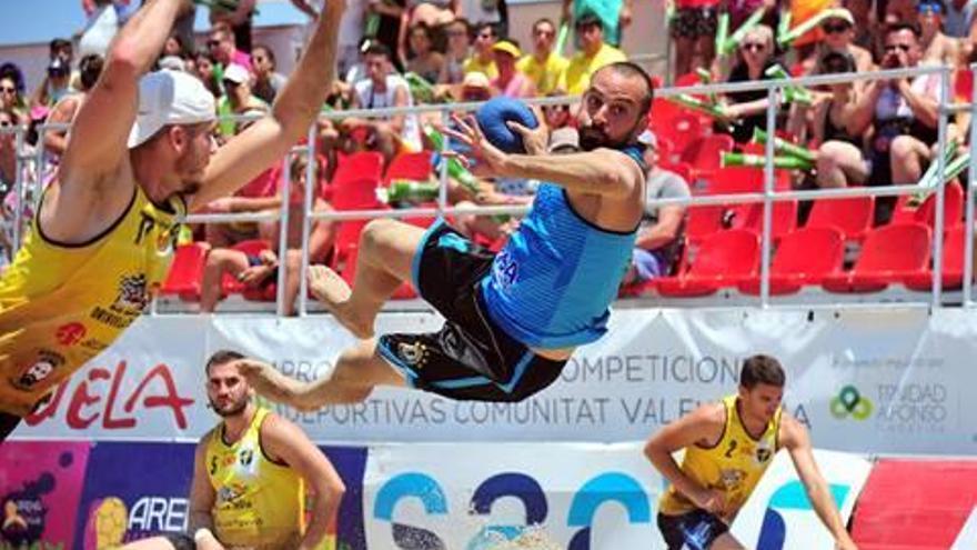 El COE y la Fundación Trinidad Alfonso doblan sus ayudas a las competiciones