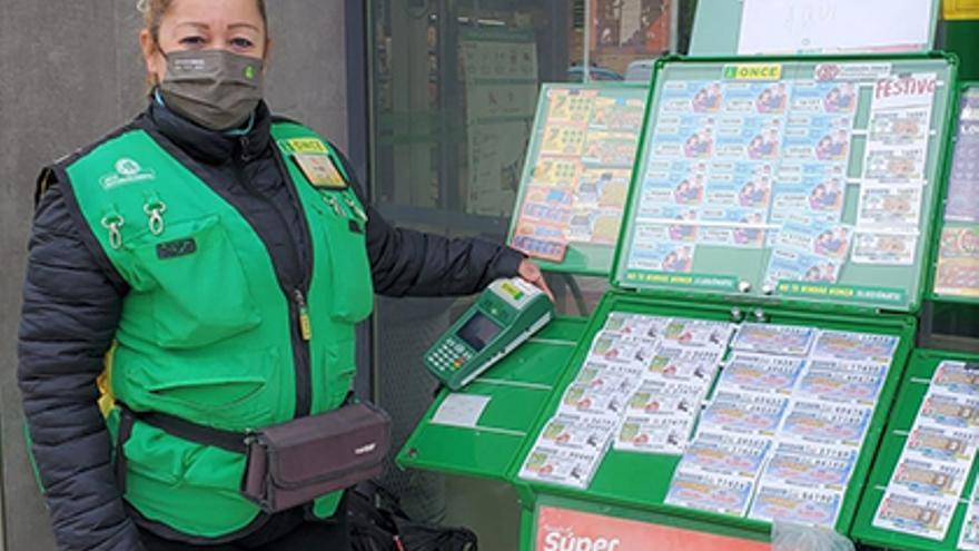 La ONCE deja una paga de 3.000 euros y un premio de 35.000 euros en la C. Valenciana