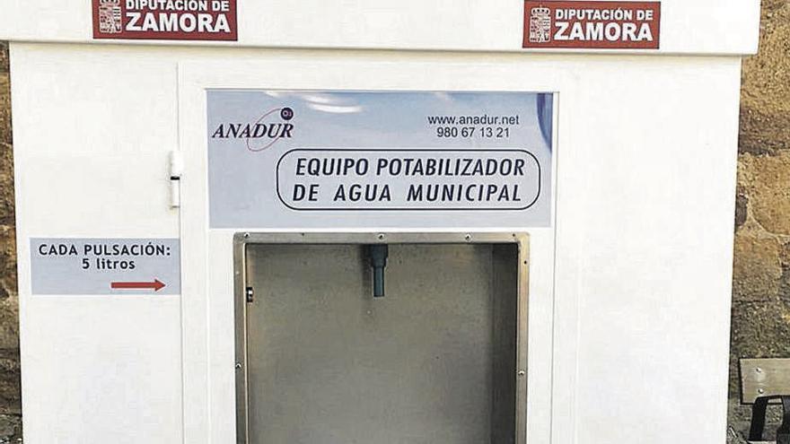 La Hiniesta dispondrá de agua potable en las casas en marzo