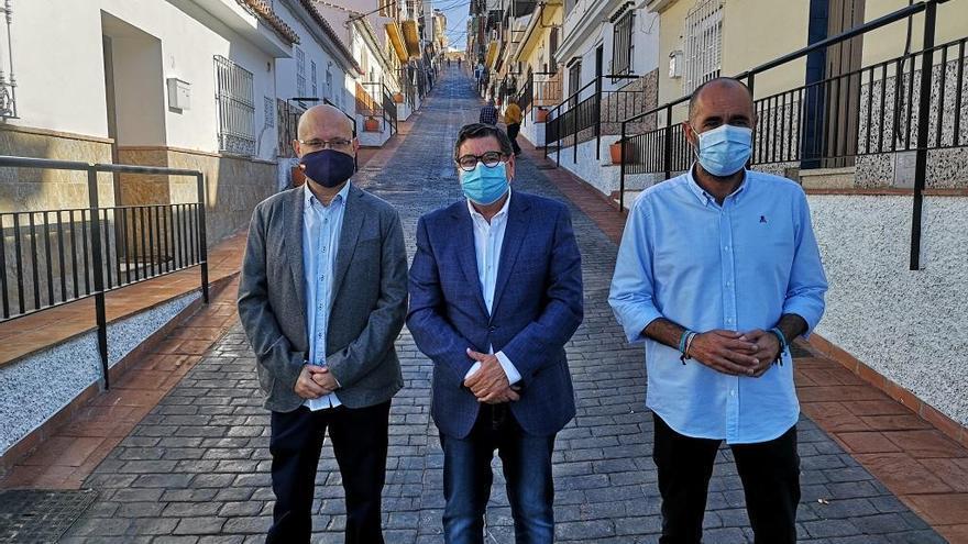 Vélez-Malaga invierte 168.000 euros en la reforma de la calle Padre Raimundo Codesal