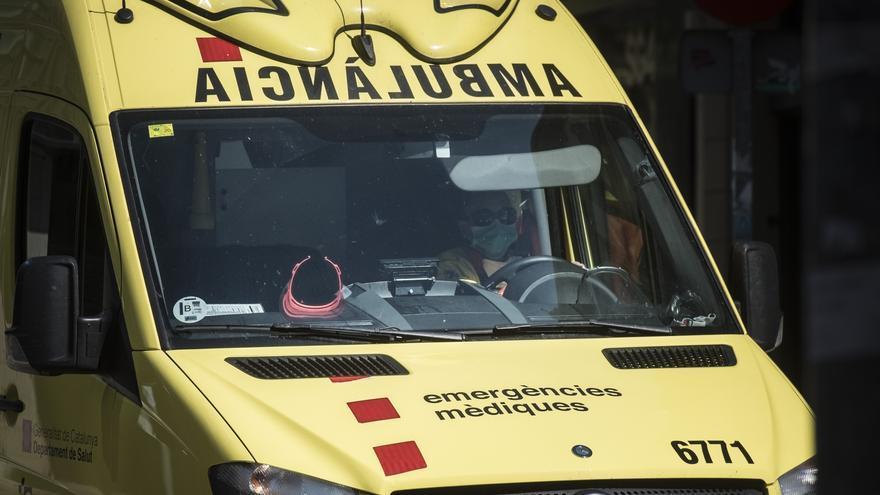 Mor un motorista en un xoc amb un camió a l'A-2 a Castellbisbal