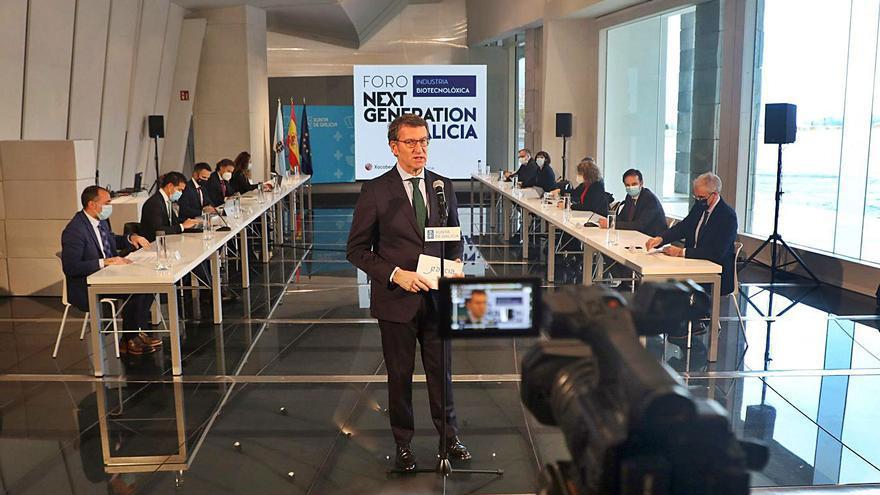 Estrella Galicia presenta un proyecto de I+D alimentario para captar 256 millones de fondos europeos