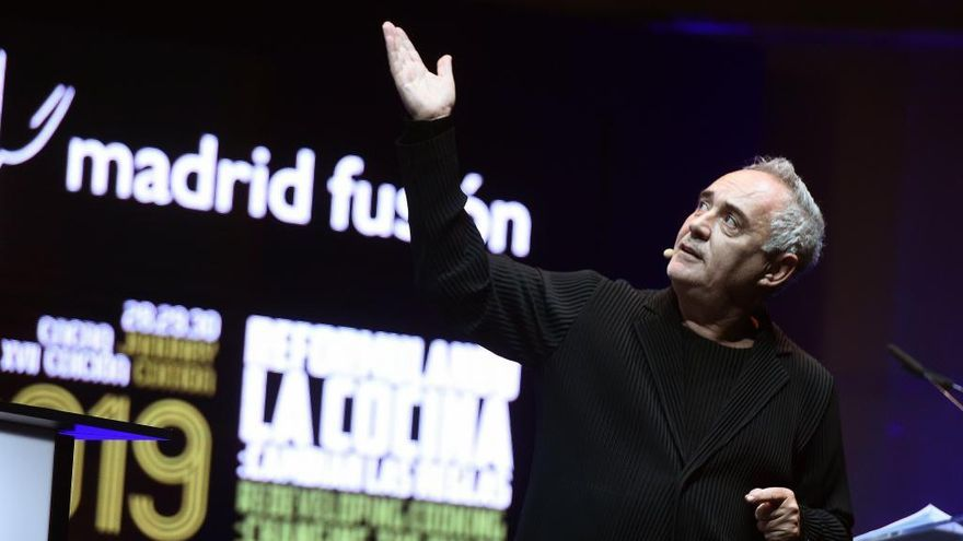 Ferran Adrià reabrirá elBulli para dedicarlo a la investigación y la experimentación