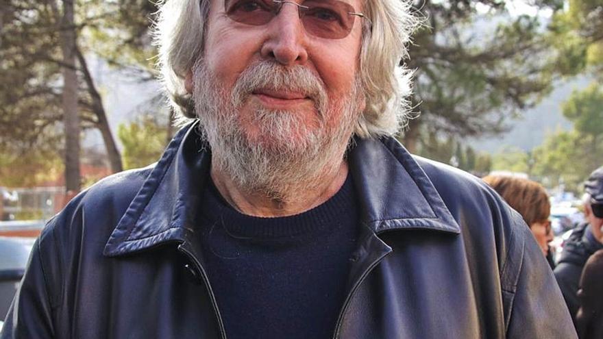 Antoni Miró serà Fill Predilecte  i rebrà la Medalla d'Or d'Alcoi