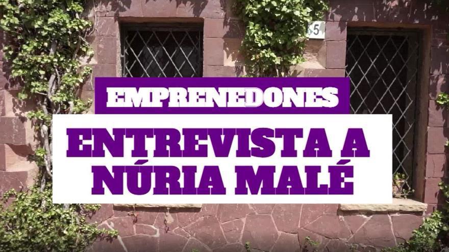 El podcast 'Emprenedones' s'estrena a Regió7 amb l'entrevista a Núria Malé