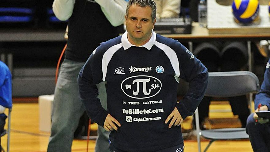 Juan Antonio Armas, nuevo técnico ayudante del Haris