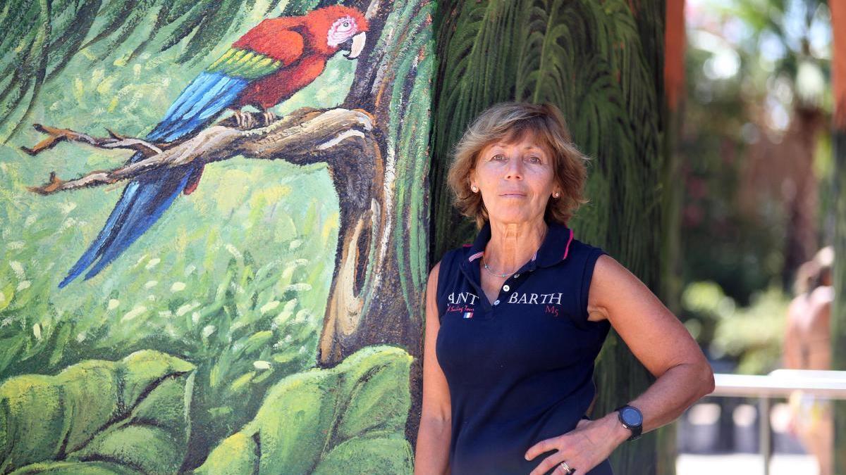 Diana Taubin ha decorat novament les instal·lacions d'Aquabrava
