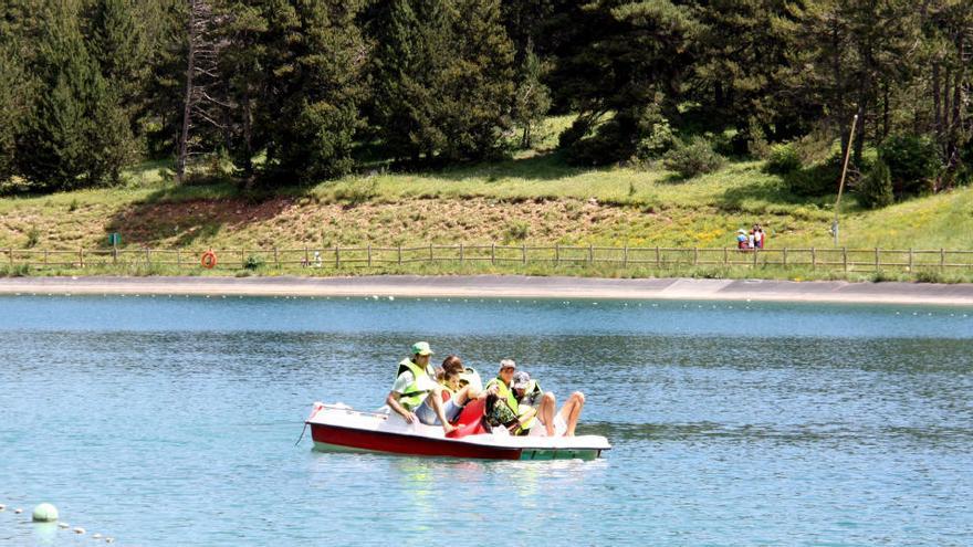 Satisfacció al Pirineu gironí, que registra xifres de turistes similars a l'any passat malgrat la crisi del coronavirus