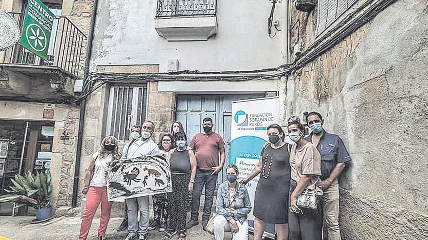 Torre de Don Miguel divulga la labor de la Fundación Sorapán de Rieros