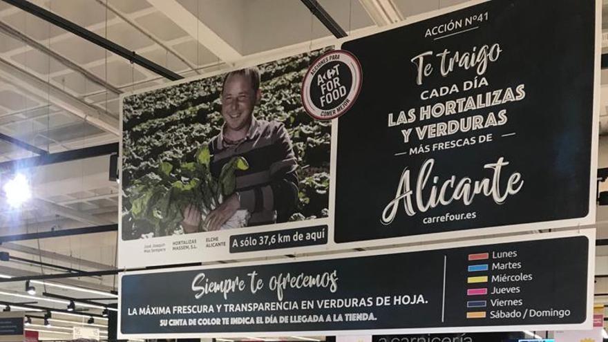 «Carrefour cree en Alicante y sitúa a sus clientes en el centro de las decisiones»