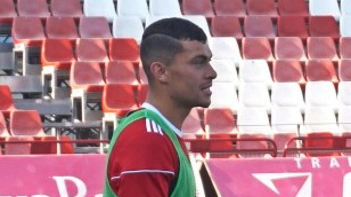 Yanis Rahmani salió cedido del Almería hacia Málaga la temporada pasada.