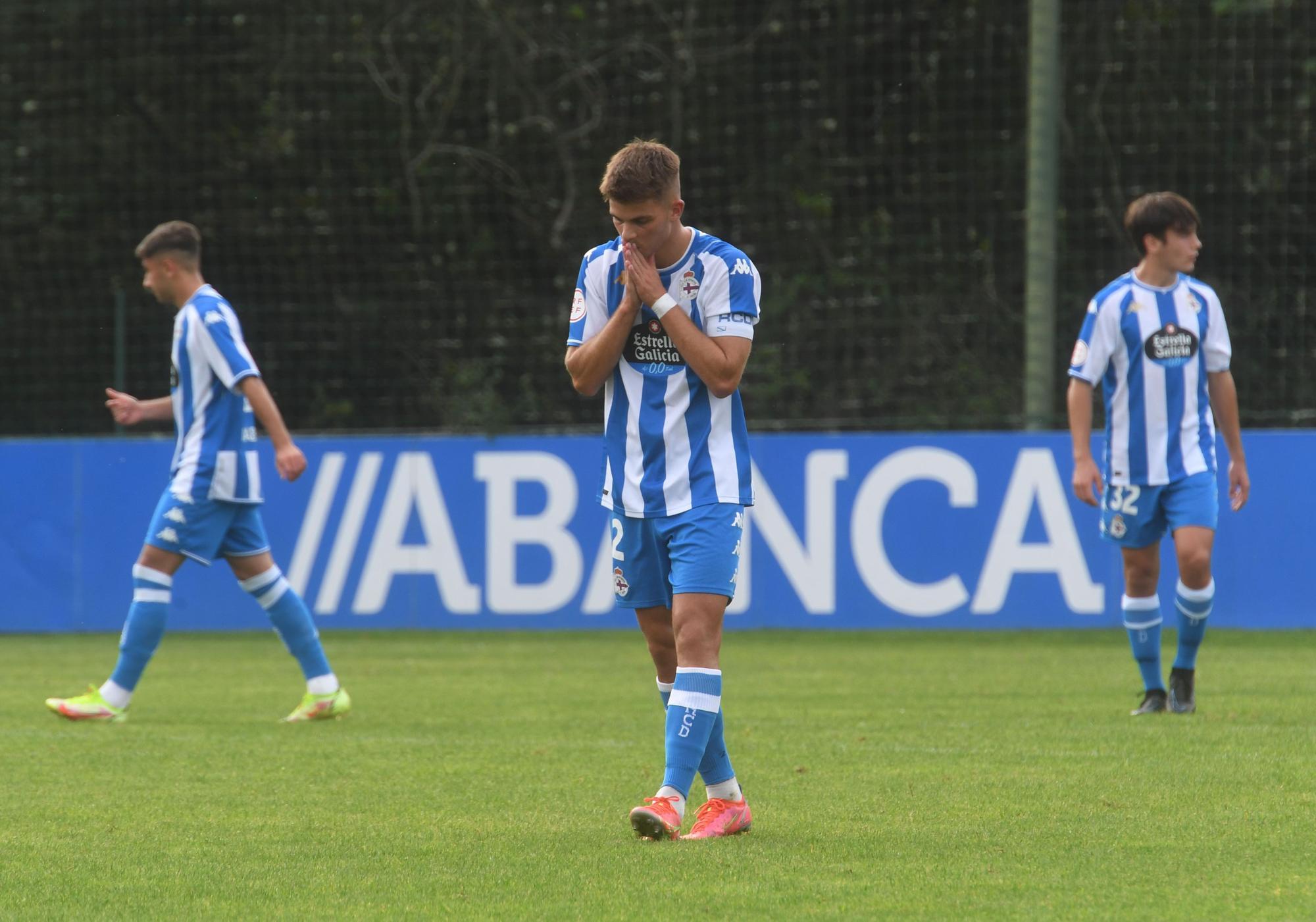 El Fabril arranca con un empate ante el Villalbés