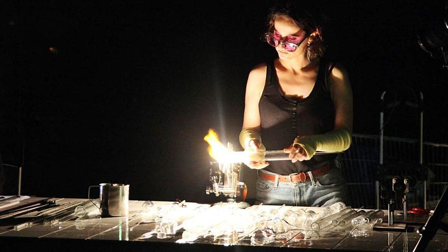 Lara Fluxà, protagonista en la Bienal de Venecia