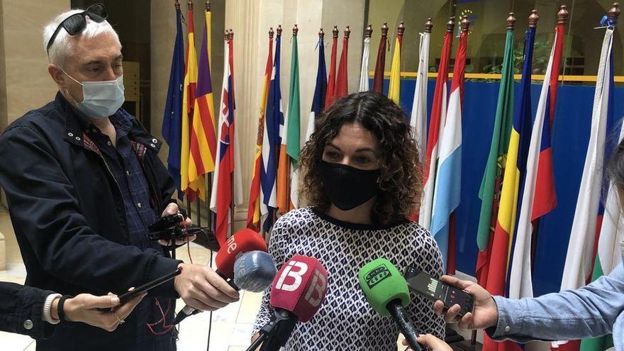 """El Govern sobre presupuestos del Estado para 2021:""""No es un tratamiento justo para Baleares"""""""