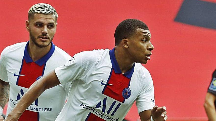 El cariñoso mensaje de Mbappé a Bernat tras su grave lesión