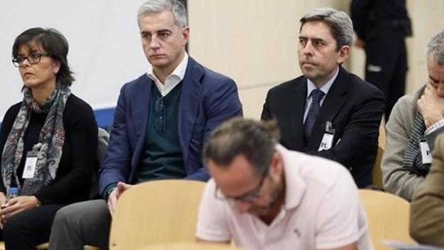 Ricardo Costa: «El PP es finançava amb diner negre»
