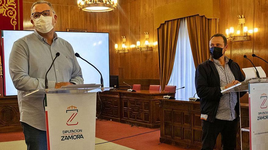 Comienza el torneo Diputación Provincial de paleta cuero