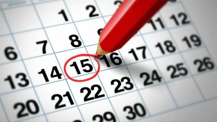 El BOE publica el calendario laboral de 2021, con ocho festivos comunes en España