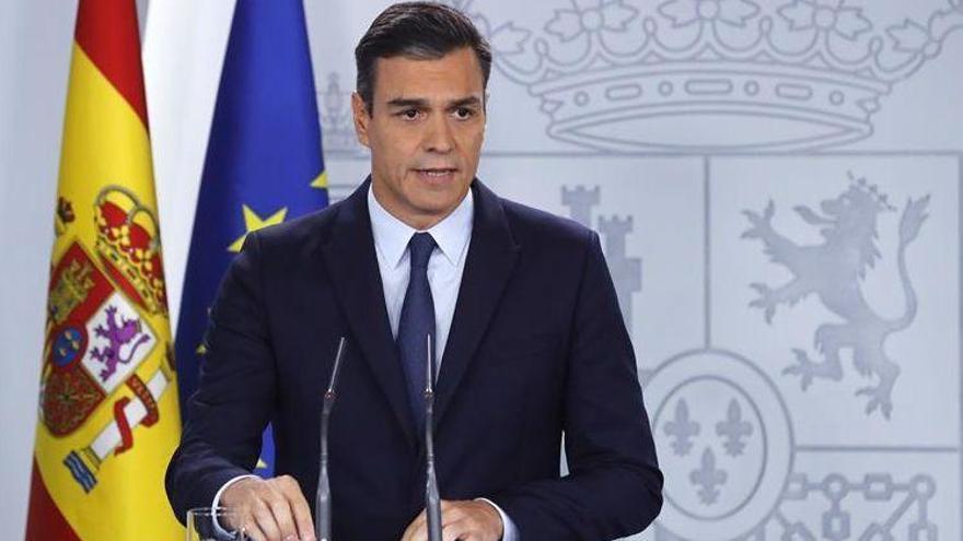 """Sánchez garantiza el """"integro cumplimiento"""" de la sentencia del 'procés'"""