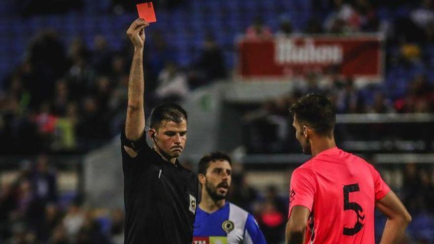 Todas las sanciones del Castellón tras su partido ante el Barcelona B