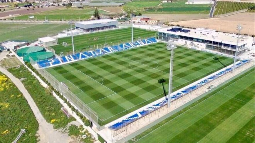 Los franjiverdes se concentran en Pinatar y el Zaragoza en Benidorm