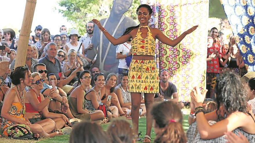 Moda africana en el Rototom