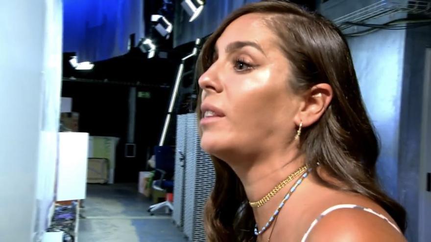 Así fue la fiesta de Anabel Pantoja después de conocer la presunta infidelidad de su marido