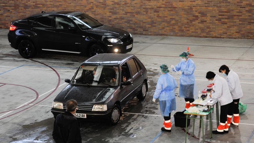 A Estrada y Silleda disparan sus infectados Covid y Forcarei acoge un cribado a 220 personas