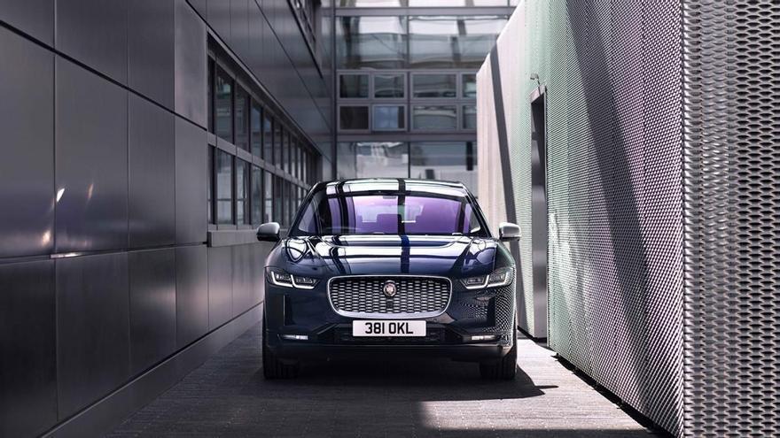 Jaguar actualiza mecánica y tecnológicamente el I-Pace