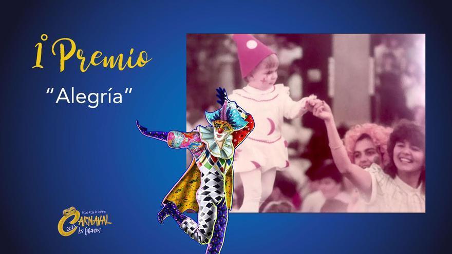 """María Nélida Mederos Jiménez, ganadora del I Concurso de Fotografía """"Recordando el Carnaval 2021"""""""