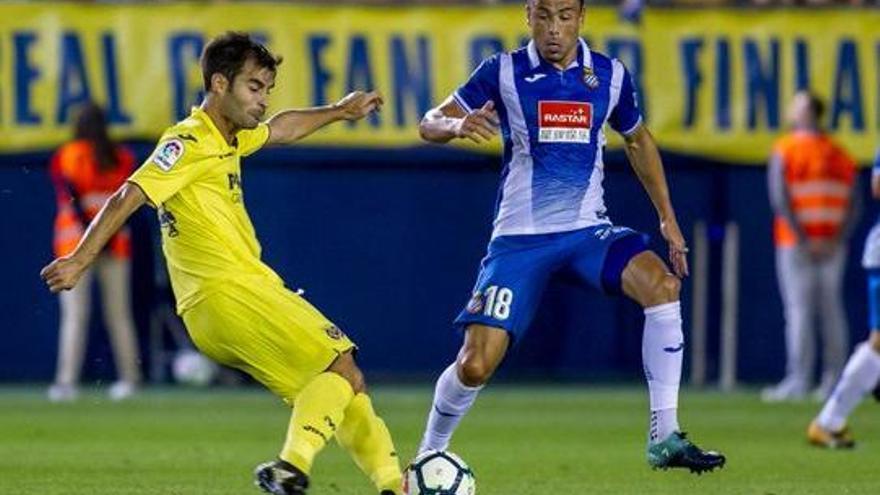 Javi Fuego deja el Espanyol y ficha por el Villarreal