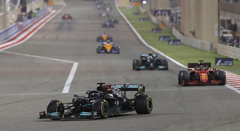 Formula One Grand Prix of Bahrain