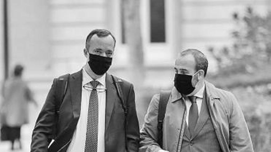 El 'segundo' de Fernández Díaz ratifica que el exministro sabía del espionaje a Bárcenas